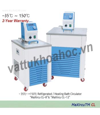 Bể điều nhiệt lạnh (có bơm tuần hoàn) Daihan CR-12