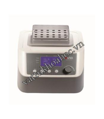 Bể ổn nhiệt khô có lắc (máy lắc ổn nhiệt khô) HM100-PRO DLAB-Mỹ
