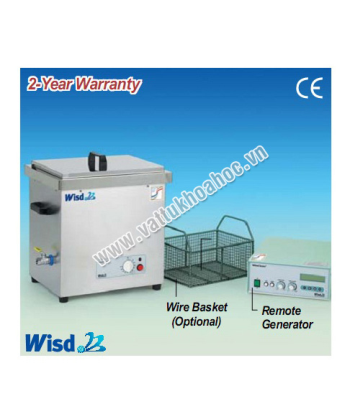 Bể rửa siêu âm 22 lít Daihan WUC-A22H