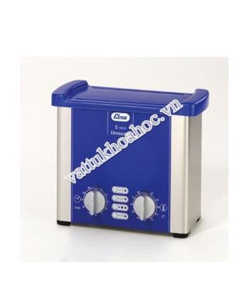 Bể rửa siêu âm có gia nhiệt 1 lít Elma S10H