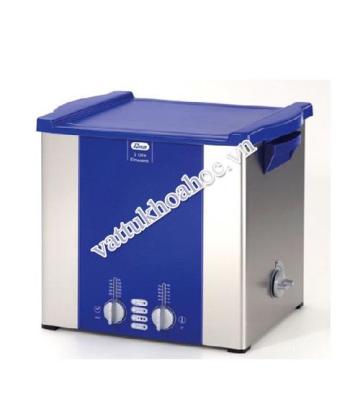 Bể rửa siêu âm có gia nhiệt 12 lít Elma S120H