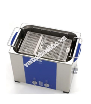 Bể rửa siêu âm có gia nhiệt 13 lít Elma S130H