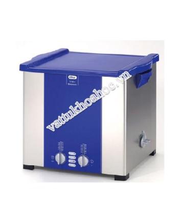 Bể rửa siêu âm có gia nhiệt 18 lít Elma S180H