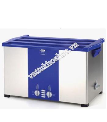 Bể rửa siêu âm có gia nhiệt 30 lít Elma S300H
