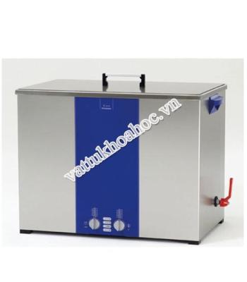 Bể rửa siêu âm có gia nhiệt 45 lít Elma S450H