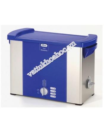 Bể rửa siêu âm có gia nhiệt 6 lít Elma S60H