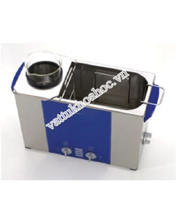 Bể rửa siêu âm có gia nhiệt 9 lít Elma S90H