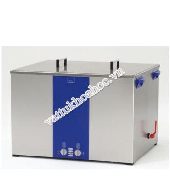 Bể rửa siêu âm có gia nhiệt 90 lít Elma S900H