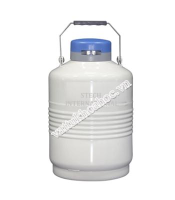 Binh đựng nitơ lỏng bảo quản mẫu lạnh 6 lít