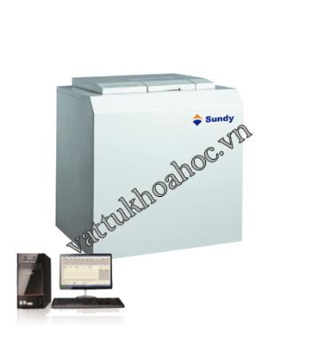 Bom nhiệt lượng phân tích than loại Isoperibol SUNDY SDC715