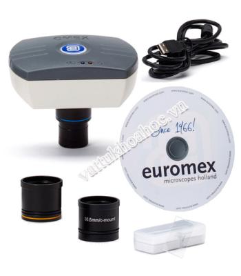 Camera 5.0 megapixel cho kính hiển vi Euromex DC.5000c