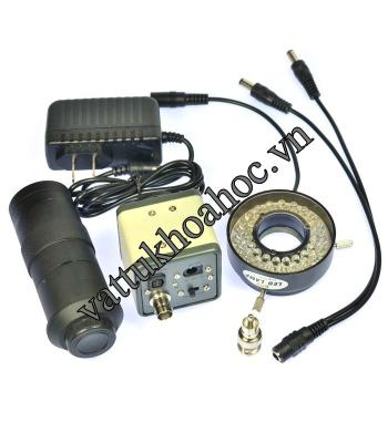 Camera kính hiển vi công nghiệp BNC SMB-5371/3-100