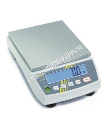 Cân kỹ thuật 6kg/0,1g Kern PCB6000-1