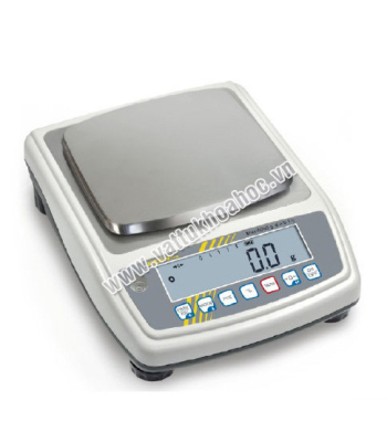 Cân kỹ thuật 6kg/0,1g Kern PFB6000-1M