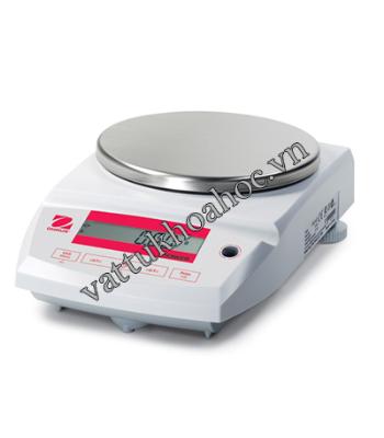 Cân kỹ thuật điện tử - chuẩn nội (2100g x 0.01g) OHAUS - Mỹ PA 2102C