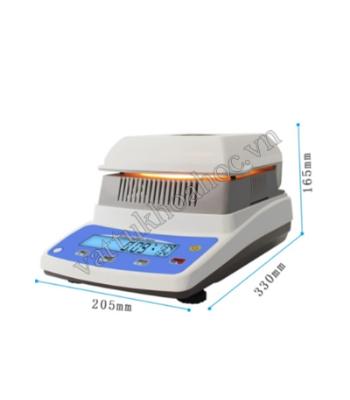 Cân sấy ẩm điện tử (cân hàm ẩm) WLD-60A