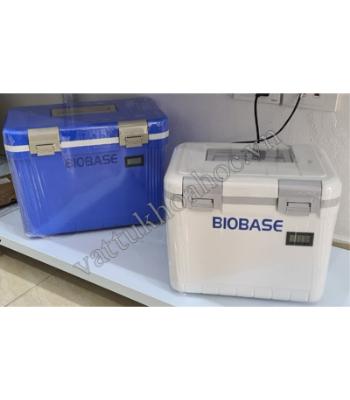 Hộp bảo quản đựng vaccine xách tay 6 lít BIOBASE LCX-6L