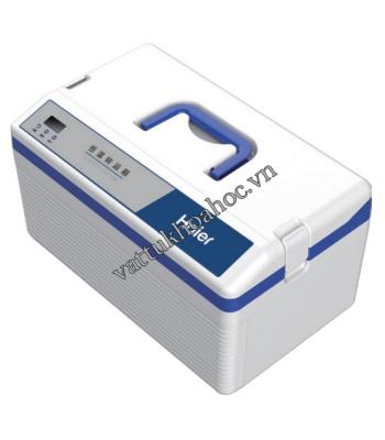 Hộp bảo quản lạnh 4oC, 11 lít có monitor Haier HZY-15ZA