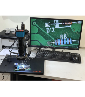 Kính hiển vi điện tử độ nét cao kết nối màn hình NOVEL HHM-2414W