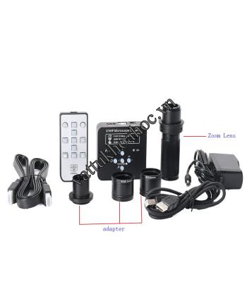 Kính hiển vi điện tử kỹ thuật số có kết nối màn hình SM-21233-15035