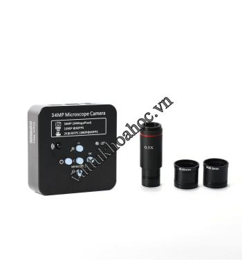 Kính hiển vi điện tử kỹ thuật số có kết nối màn hình SM-34233-0530