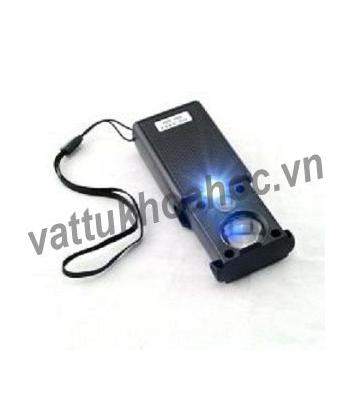Kính lúp bỏ túi 30x/60x có đèn LED soi đá quý, trang sức, tiền, vải vóc - BT-3060X