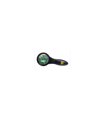 Kính lúp công nghiệp cầm tay chống tĩnh điện ESD có đèn 5X