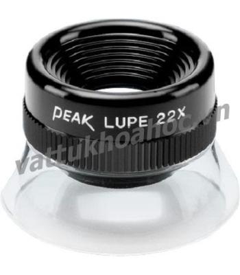 Kính lúp dạng Peak Lupe phóng đại 22X Peak-Nhật 1964-22X