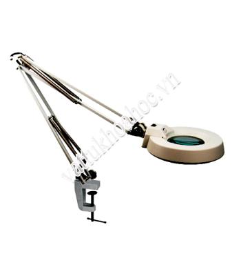 KÍnh lúp kẹp bàn 10X có đèn Zhangfei LT-86A