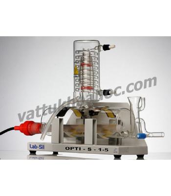 Máy cất nước 1 lần 4 lít/giờ (thanh đốt Silica) Labsil OPTI-S-4