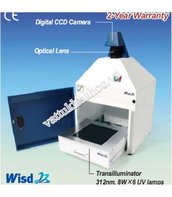 Máy chụp ảnh gen Daihan WGD-30