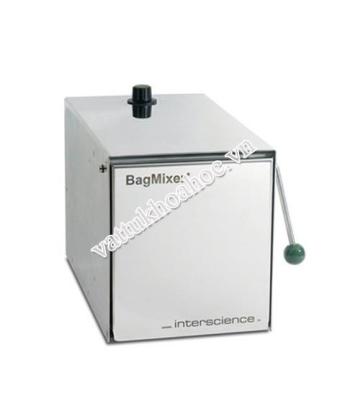 Máy dập mẫu vi sinh cửa Inox Interscience BagMixer 400P