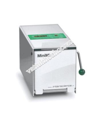 Máy dập mẫu vi sinh cửa Inox Interscience MiniMix 100PCC
