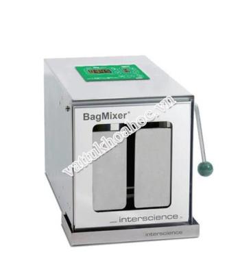 Máy dập mẫu vi sinh cửa kính Interscience BagMixer 400
