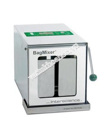 Máy dập mẫu vi sinh cửa kính Interscience BagMixer 400CC