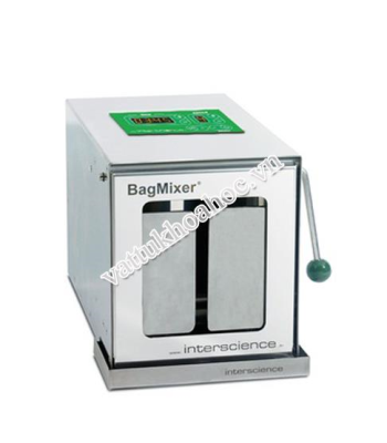 Máy dập mẫu vi sinh cửa kính Interscience BagMixer 400VW