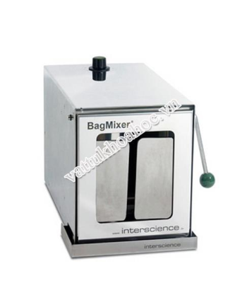 Máy dập mẫu vi sinh cửa kính Interscience BagMixer 400W