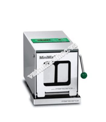 Máy dập mẫu vi sinh cửa kính Interscience MiniMix 100 WC