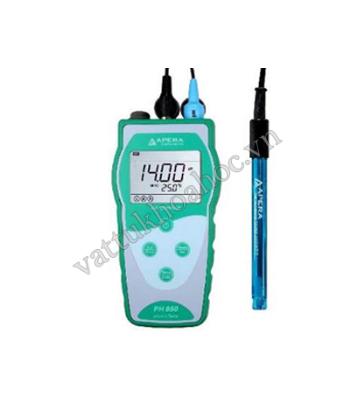 Máy đo pH cầm tay APERA pH850