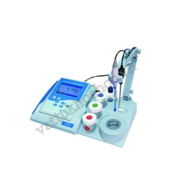 Máy đo pH để bàn (quản lý dữ liệu theo tiêu chuẩn GLP) APERA pH9500