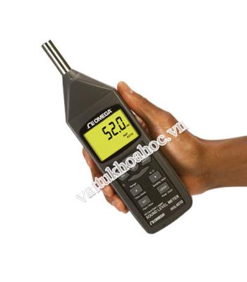 Máy đo tiếng ồn cầm tay