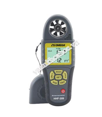 Máy đo tốc độ gió và môi trường xung quanh