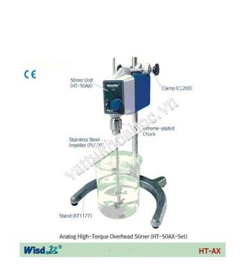 Máy khuấy trục - Máy khuấy đũa Daihan HT-50AX và HT-120AX