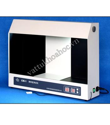 Máy kiểm tra độ trong thuốc đóng chai thuốc tiêm Guoming CM-1