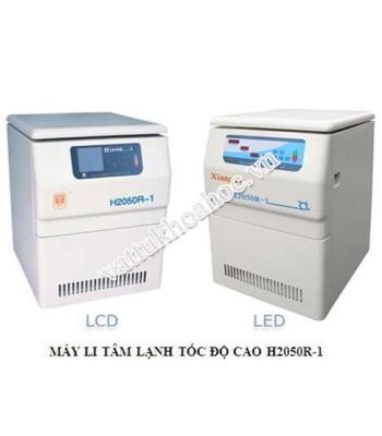 Máy li tâm lạnh tốc độc cao 20.500 vòng/phút H2050R-1