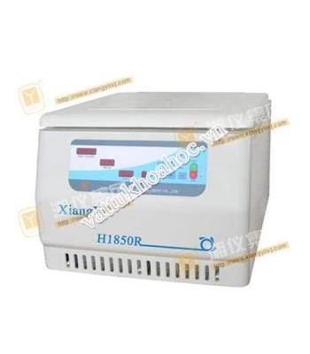Máy li tâm lạnh tốc độc cao H1850R