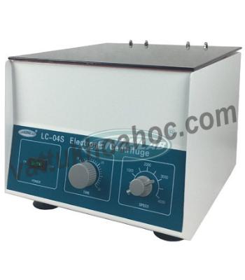 Máy ly tâm 12 ống x 20ml, 4000 vòng/phút Zenith Lab LC-04S