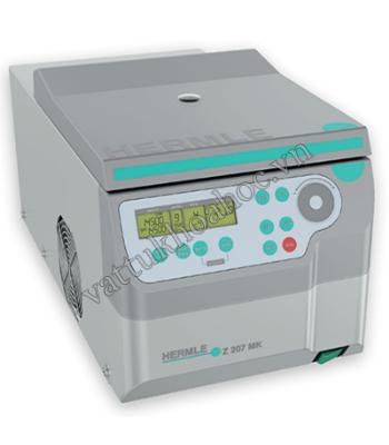 Máy ly tâm lạnh 24 ống 1.5/2.0ml, 14.500 vòng/phút Hermle Z207MK