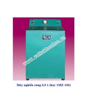 Máy nghiền tinh - Nghiền rung GJ-1 (1MZ-100)