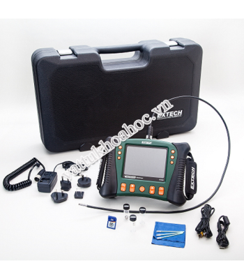Máy nội soi công nghiệp với đầu dò 5.5MM Extech HDV610